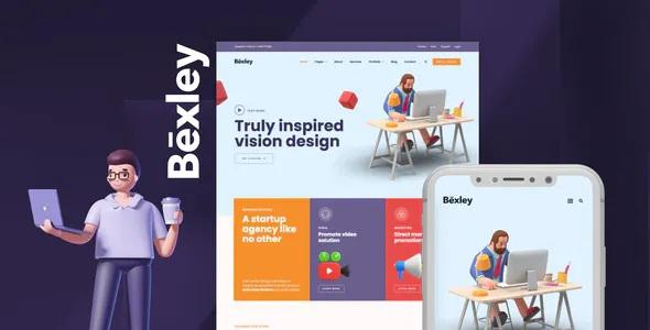 Best Digital Marketing Agency Template Kit