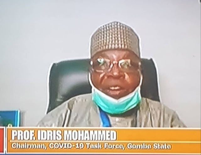 We are ready to trace all COVID-19 patients that mixed with the protesting, Says Gombe state government (video)