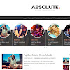 Absolute - premium blogger template