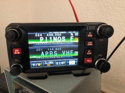 C4FM met de FTM-400XDE PA3GNZ