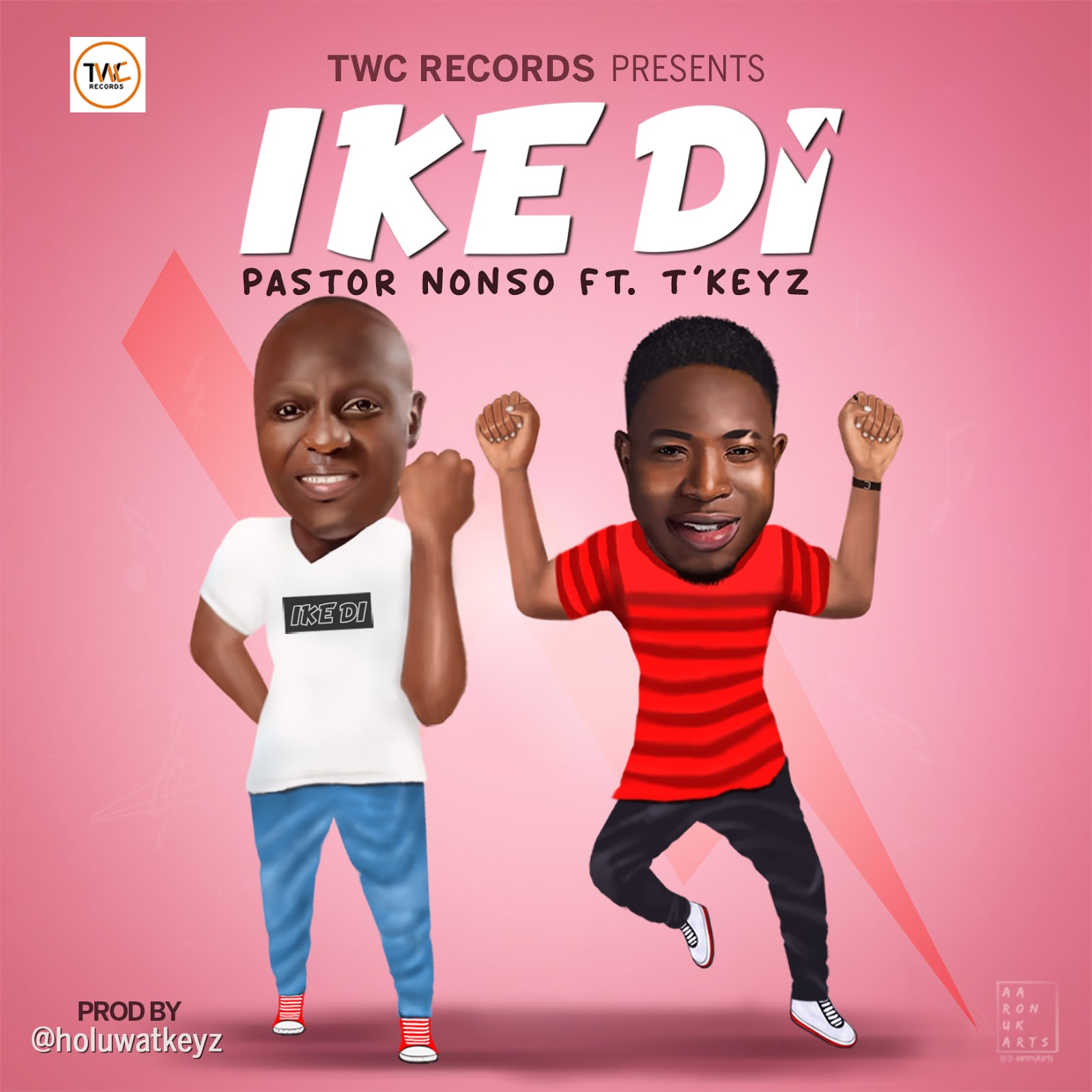 """Download Music: Brand New From Pastor Nonso Ft T'Keyz Titled """"Ike Di""""      @NonsoPst"""