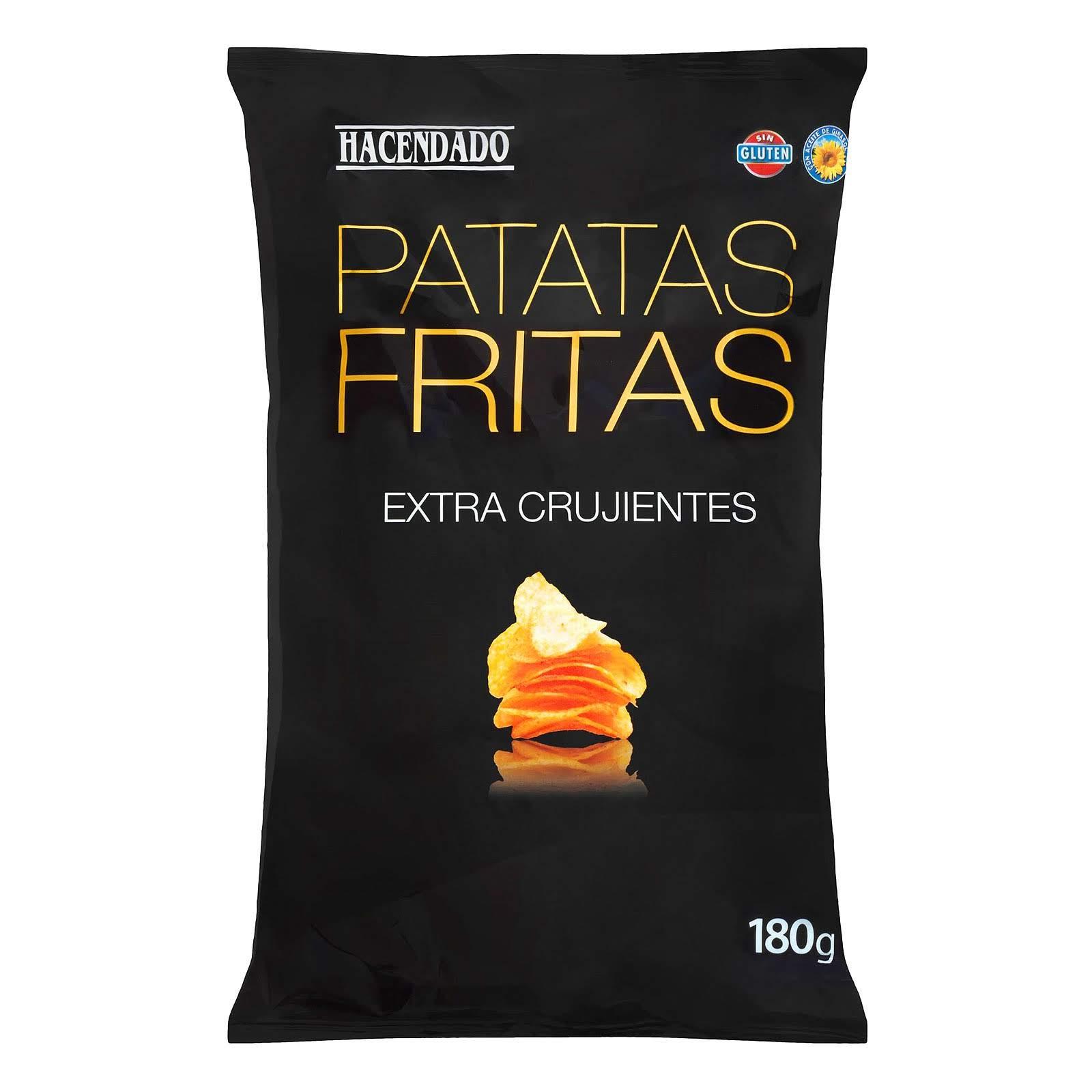 Patatas fritas extra crujientes Hacendado