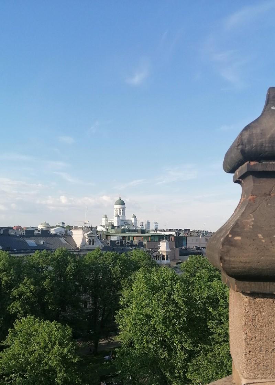 Helsinki näköalat