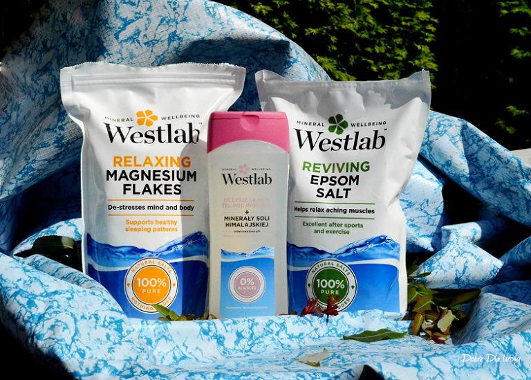 Naturalne sole Westlab - relaks w kąpiel dla zdrowia i urody