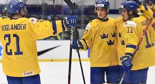 Sweden beat Finland 3-2 and take bronze at world junior hockey championship 2020