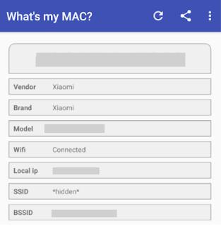 Cara Gampang Melihat Mac Address HP Android