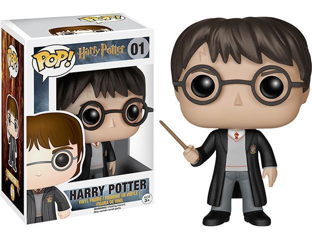 Boneco Funko Pop Harry Potter