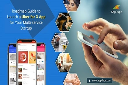 Roadmap Guide to Launch a Uber for X App for Your Multi-Service Startup
