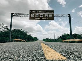 BR-402, nos Lençóis Maranhenses, deixa de ser rodovia federal e passa a ser estadual