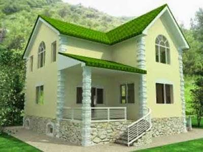 Gambar Rumah Eropa Klasik Desain Terbaru Modern Murah