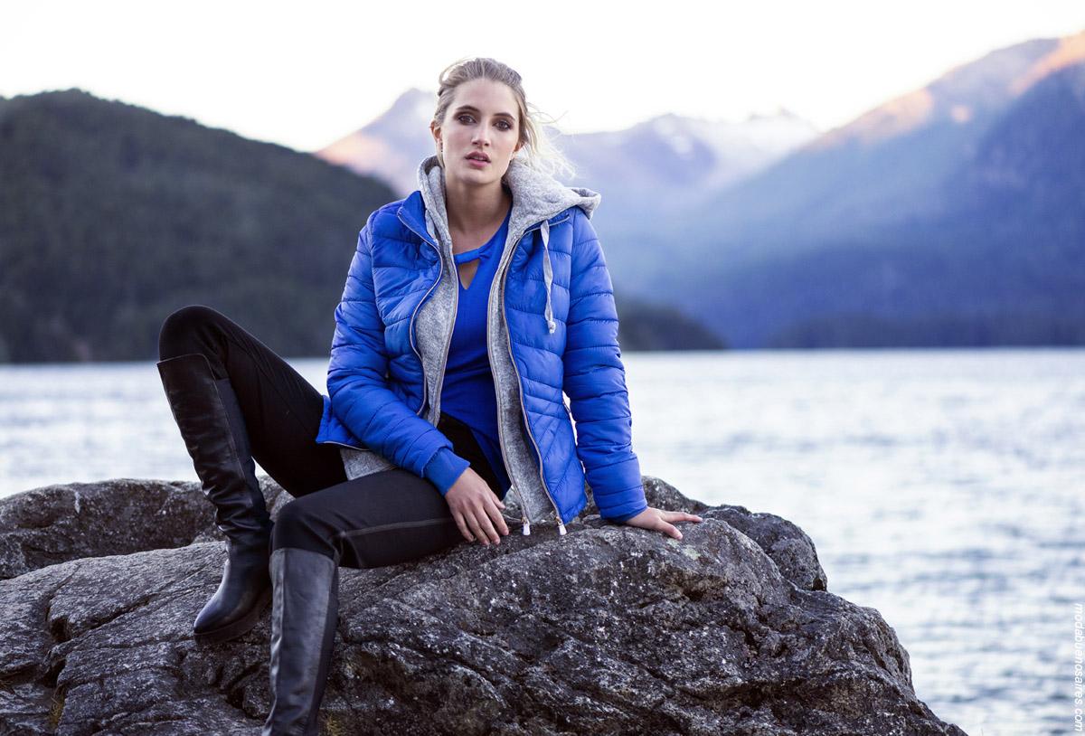 Camperas invierno 2019 mujer. Estilo urbano y deportivo. Moda invierno 2019 Argentina.