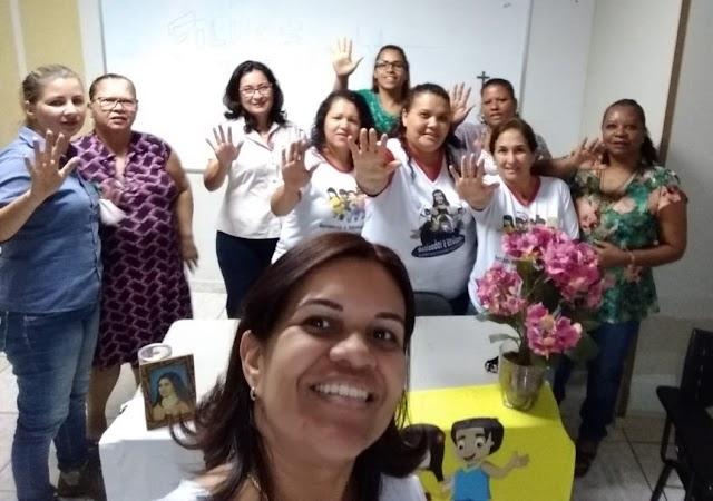 IAM da Diocese de Três Lagoas promove estudo das diretrizes da Obra