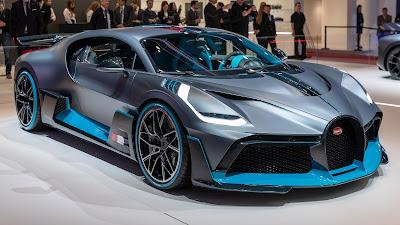 Carshighlight.com - 2020 Bugatti Divo Review