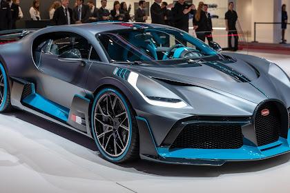 2020 Bugatti Divo Review