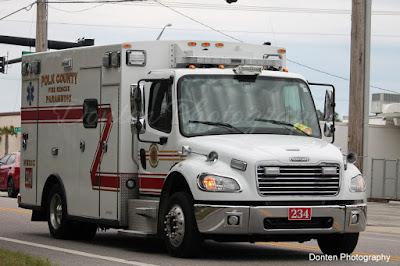 Polk County Fire Rescue (Medic 234) | Donten Photography