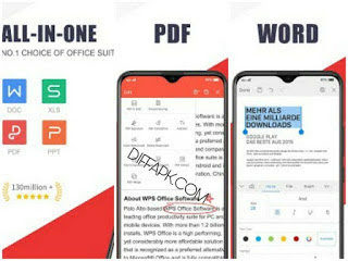 WPS Office – Word, Docs, PDF, Note, Slide & Sheet Apk v12.9.2 MOD [Latest]