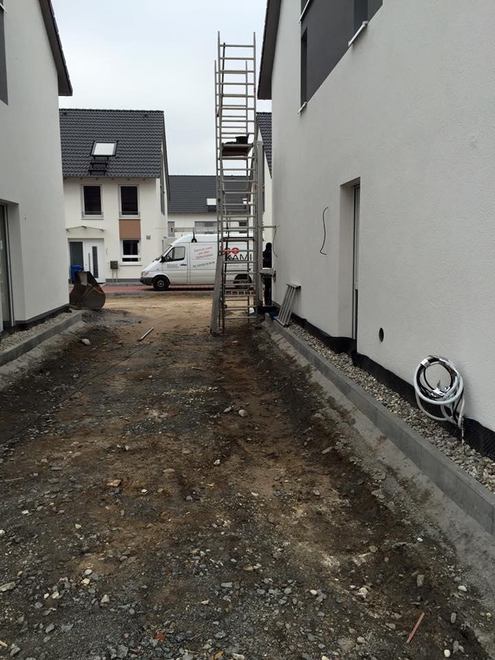 reihenhaus von werner wohnbau in bickenbach updates 3 und 4 bauabschnitt. Black Bedroom Furniture Sets. Home Design Ideas