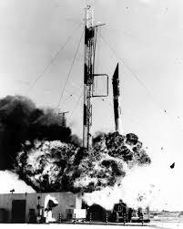 Failed Rocket Test