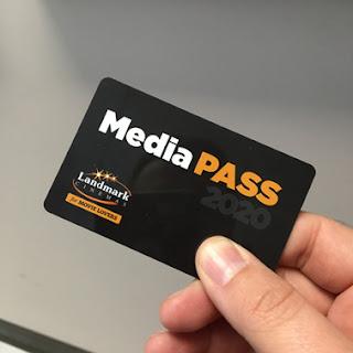 My Media Pass