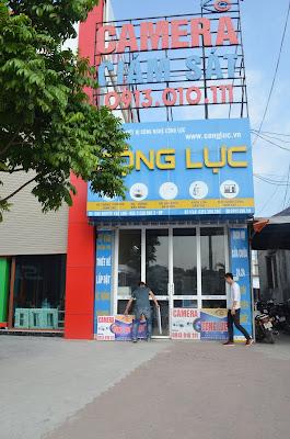 Bộ đàm Cộng Lực - cơ sở 393 Nguyễn Văn Linh Hải Phòng