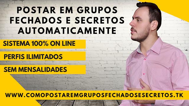 Como Postar em Grupos Fechados, Grupos Secretos, Grupos de Vendas e Grupos Públicos do Facebook sem ser Administrador