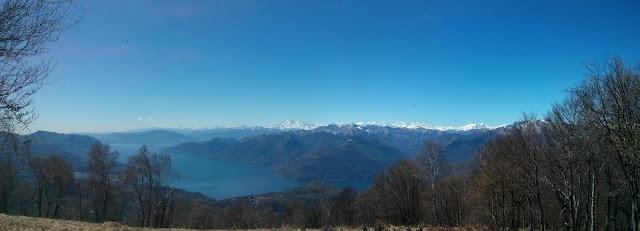 Hike around Lago di maggiore
