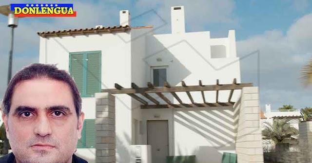 Álex Saab se convierte en el preso más lujoso del mundo