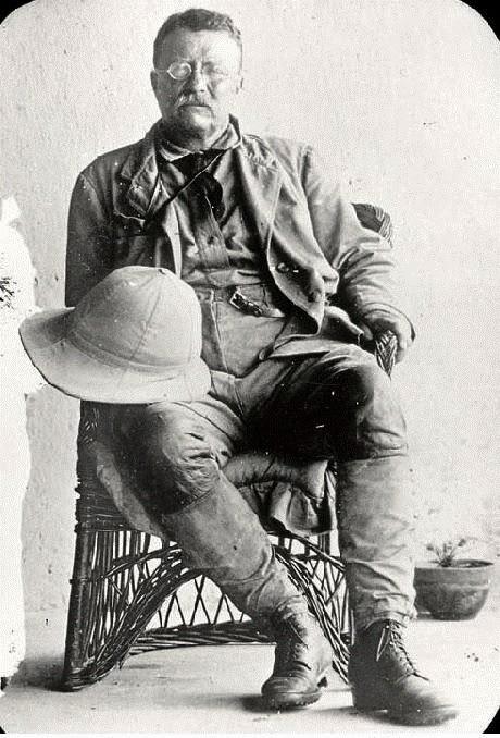 Old Glory Gunsmith Shoppe Theodore Roosevelt Naturalist