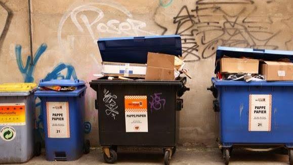 Diduga Biro Humas Pemprov Sumut Buang Berkas FPII ke Tong Sampah