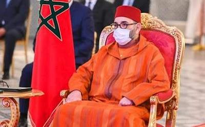 """""""مجمع الصالحين"""" يدعو للملك محمد السادس نصره الله وأيده"""