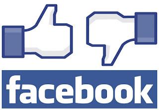 facebook, like, ,dislike, vérité, 10 vérités sur facebook, folle blogueuse