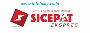 Lowongan Kerja PT Sicepat Ekspress Indonesia