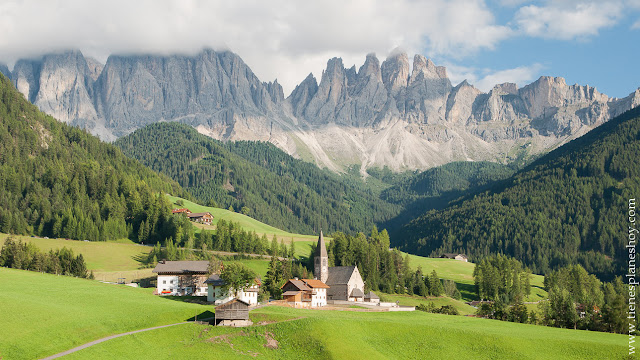 Viaje a Italia Dolomitas