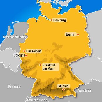 Deutschlandkarte Munchen Stadt Karte Bilder