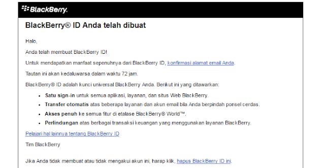 Mendaftar BBM di Android 2