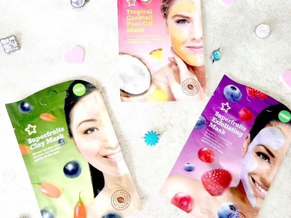 Summer Superfruit Masks
