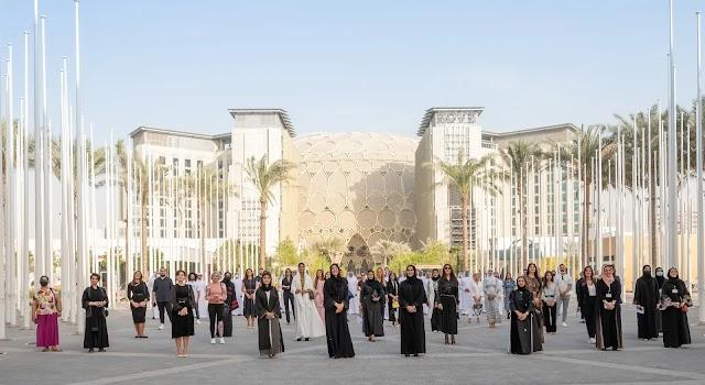 اجتماع المؤثرين على وسائل التواصل الاجتماعي ومنشئي المحتوى قبل معرض إكسبو 2020 دبي