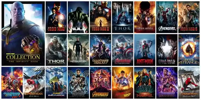 Hollywood,Bollywood south Hindi dubbed movies download कैसे करें