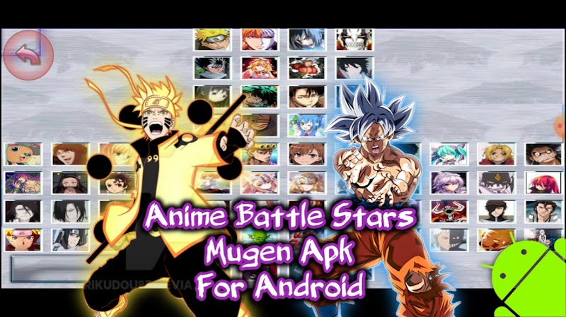 Anime Battle Stars Mugen Apk For Android Download
