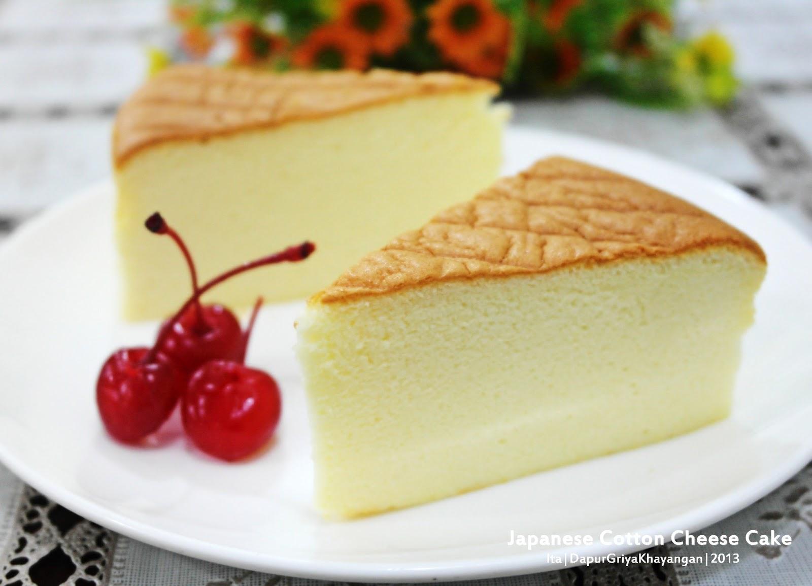 Resep Cheese Cake Kukus Ekonomis