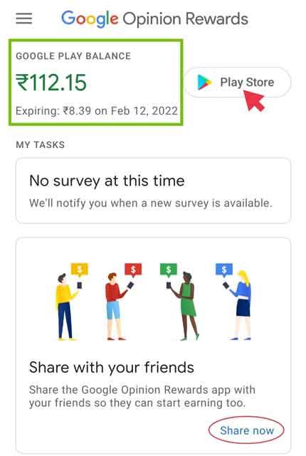 Google Opinion Rewards APK Kya Hai
