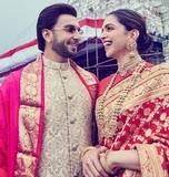 Ranveer Singh with her wife