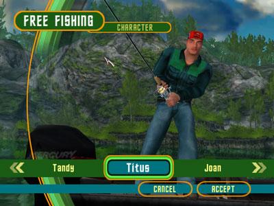 Download Rapala Pro Fishing PC Full Version