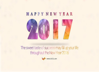 New Year HD Wallpaper 2017