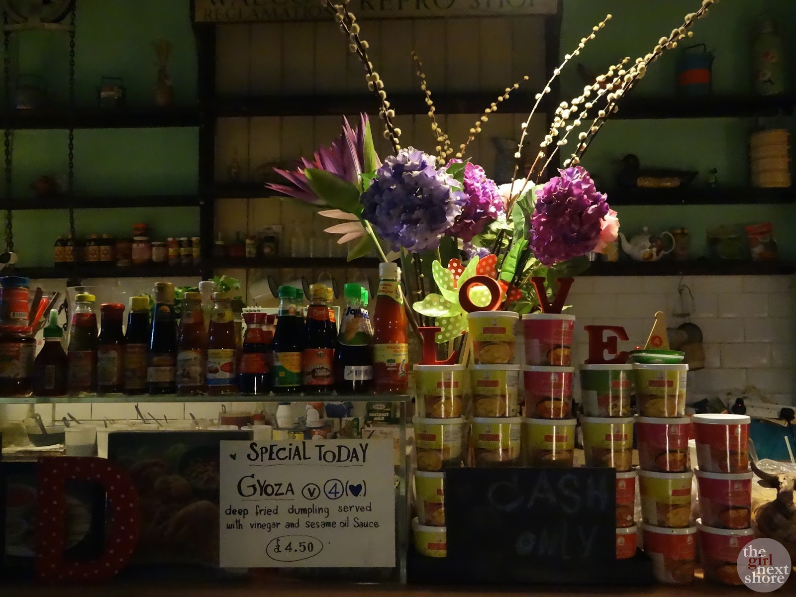 Yum-D Brixton: where food will take you back to the streets of Thailand