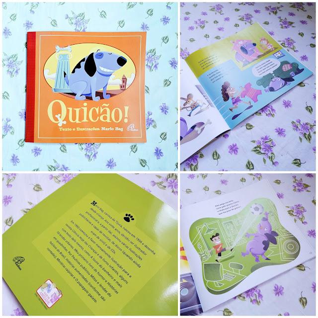 livro quicao