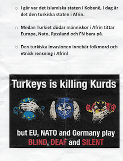 Stöd de kämpande Kurderna!
