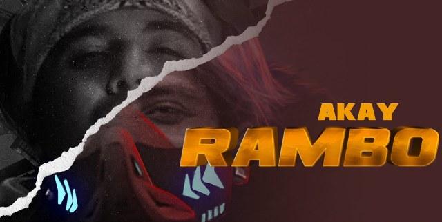 Rambo Lyrics - A-Kay