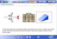 http://www.skoool.es/content/los/maths/planes_symm/index.html