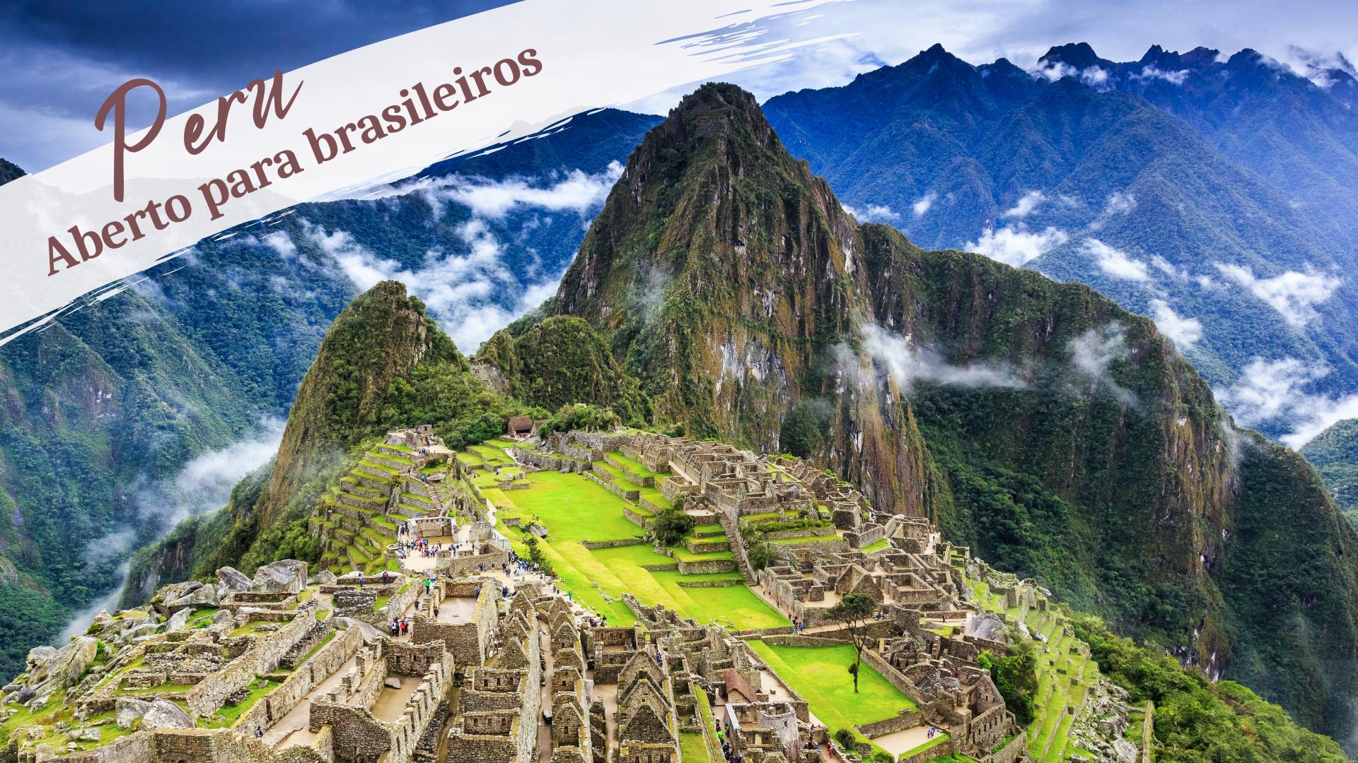 Peru abre as fronteiras para o Brasil